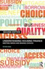 Understanding Housing Finance : Meeting Needs and Making Choices - eBook