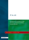 IT for All - eBook