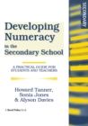 Developing Numeracy in the Secondary School : A Practical Guide for Students and Teachers - eBook