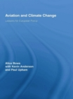 Aviation and Climate Change : Lessons for European Policy - eBook
