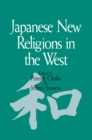 Japanese New Religions in the West - eBook