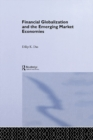 Financial Globalization and the Emerging Market Economy - eBook