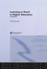 Learning to Teach in Higher Education - eBook