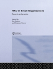 Human Resource Development in Small Organisations : Research and Practice - eBook