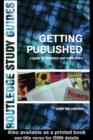 Getting Published : A Guide for Lecturers and Researchers - eBook