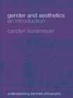 Gender and Aesthetics : An Introduction - eBook