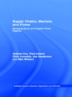 Supply Chains, Markets and Power : Managing Buyer and Supplier Power Regimes - eBook