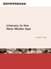 Literacy in the New Media Age - eBook