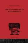 Foundations of Mathematics and other Logical Essays - eBook