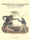 Performance and Evolution in the Age of Darwin : Out of the Natural Order - eBook