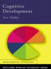 Cognitive Development - eBook