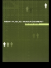New Public Management : An Introduction - eBook