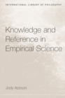 Knowledge and Reference in Empirical Science - eBook