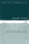 Taking Sides in Social Research : Essays on Partisanship and Bias - eBook