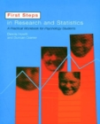 First Steps In Research and Statistics : A Practical Workbook for Psychology Students - eBook