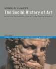 Social History of Art, Volume 1 : From Prehistoric Times to the Middle Ages - eBook