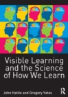 Visible Learning and the Science of How We Learn - eBook