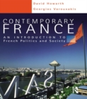 Contemporary France : An Introduction to French Politics and Society - eBook