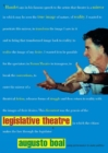 Legislative Theatre : Using Performance to Make Politics - eBook