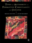 Types of Authority in Formative Christianity and Judaism - eBook