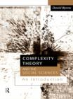 Complexity Theory and the Social Sciences : An Introduction - eBook