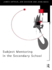 Subject Mentoring in the Secondary School - eBook