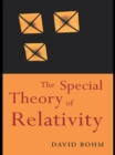The Special Theory of Relativity - eBook
