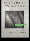 Reading Bibles, Writing Bodies : Identity and The Book - eBook