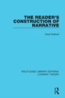 The Reader's Construction of Narrative - eBook