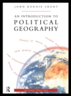 An Introduction to Political Geography - eBook