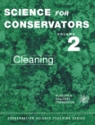 The Science For Conservators Series : Volume 2: Cleaning - eBook