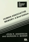 Human Associative Memory - eBook