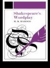 Shakespeare's Wordplay - eBook