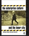 The Enterprise Culture and the Inner City - eBook