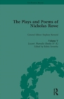 The Plays and Poems of Nicholas Rowe, Volume V : Lucan's Pharsalia (Books IV-X) - eBook