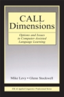 CALL Dimensions : Options and Issues in Computer-Assisted Language Learning - eBook