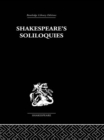 Shakespeare's Soliloquies - eBook