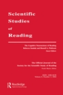 The Cognitive Neuroscience of Reading : A Special Issue of scientific Studies of Reading - eBook