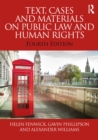 Text, Cases and Materials on Public Law and Human Rights - eBook