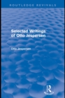 Selected Writings of Otto Jespersen (Routledge Revivals) - eBook
