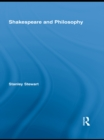 Shakespeare and Philosophy - eBook