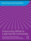 Improving What is Learned at University : An Exploration of the Social and Organisational Diversity of University Education - eBook