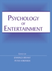 Psychology of Entertainment - eBook