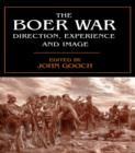 The Boer War : Direction, Experience and Image - eBook