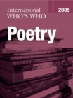 International Who's Who in Poetry 2005 - eBook