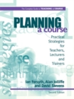 Planning a Course - eBook
