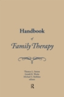 Handbook of Family Therapy : The Science and Practice of Working with Families and Couples - eBook