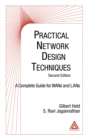 Practical Network Design Techniques : A Complete Guide For WANs and LANs - eBook
