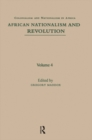 African Nationalism and Revolution - eBook