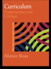Curriculum: Construction and Critique - eBook